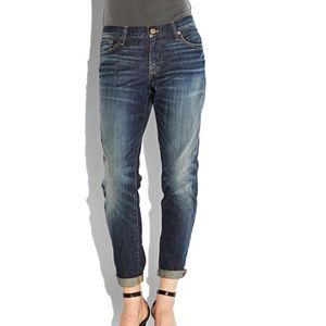 Lucky Brand Size O Sienna Cigarette Slim Jeans